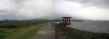 Đập hồ nước Khe Tân – Đại Chánh