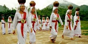Những vũ điệu Chăm ở đền tháp Mỹ Sơn